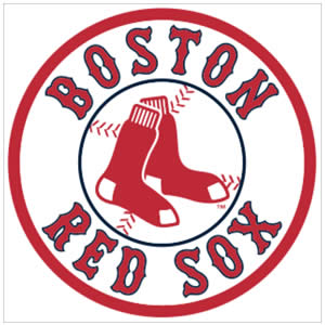 Boxson Red Sox logo