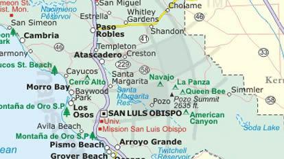 san luis obispo - craigslist locations