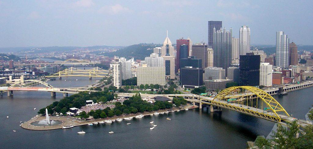 Craigslist Pittsburgh Downtown Skyline - craigslist locations