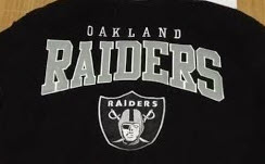 craigslist san francisco oakland raiders football jersey image