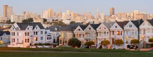 San Francisco Painted Lady Townhomes